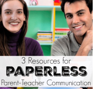 Paperless parent-teacher communication allows teachers to communicate directly with parents, using online tools, without running the risk of kids losing papers and other documents their parents need to read and sign. Plus, it just makes your processes in the classroom much simpler! Click through to read our guest bloggers three recommended tools.