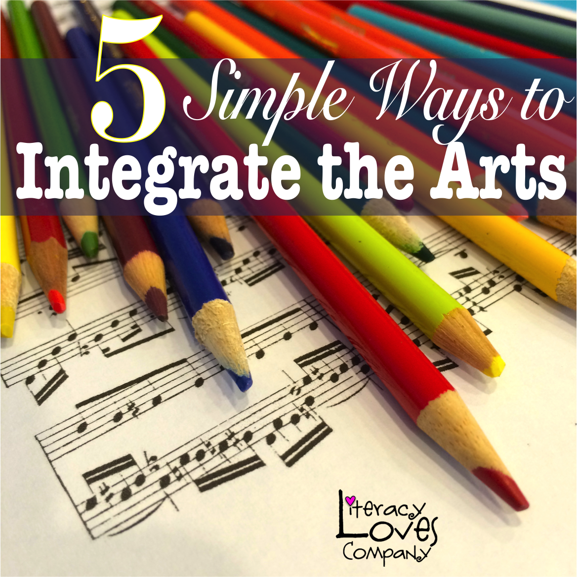 As the arts lose more and more of a hold in education, it becomes increasingly important for teachers to find way to integrate the arts into their curricula. Our guest blogger shares five simple ways to integrate the arts into any content area, so click through to read all of her suggestions.