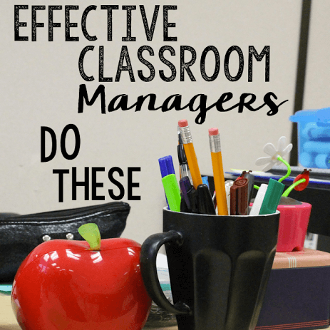 Effective Classroom Managers Do These 5 Things - Minds in Bloom
