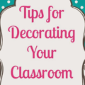 Decorating your classroom can take up so much time that could be better used elsewhere. Use these tips to help you limit the amount of time you spend decorating, including enlisting students and parent volunteers, planning ahead, and reusing things from year to year.