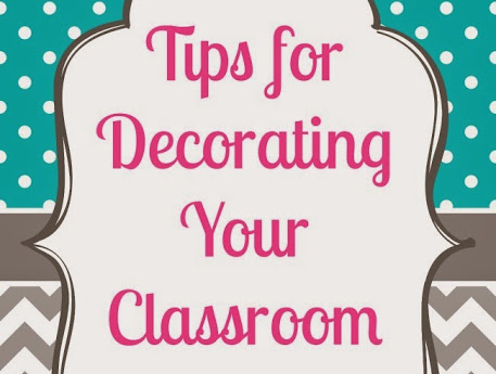 Tips for Decorating Your Classroom - Minds in Bloom