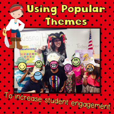 Using Popular Themes to Increase Student Engagement