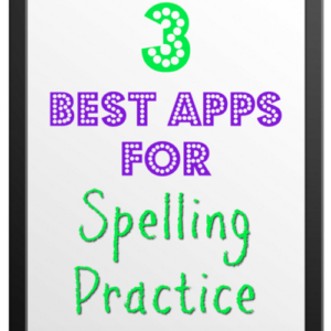 3 Best Apps for Spelling Practice