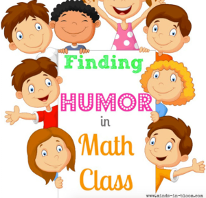 Finding Humor in Math Class