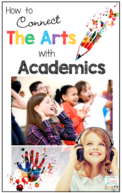 How to Connect the Arts to Academics