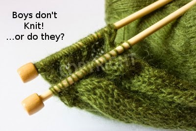 Boys can knit. Wait, what? The surprising history of knitting is that it started with men and was once a prized skill. While knitting is often associated with females today, boys can try knitting in school during read aloud time so that they have something to do with their hands. This is a great activity for kinesthetic learners!
