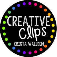 Creative Clips by Krista Wallden