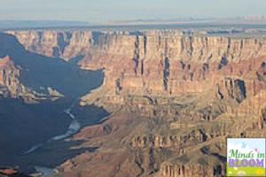 Grand Canyon Writing Activity