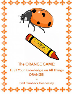 The Orange Game by Gail Hennessey