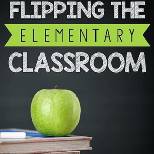 Interested in trying a flipped classroom? This Minds in Bloom guest blogger shares five tips for flipping the elementary classroom in a way that supports learning and community.