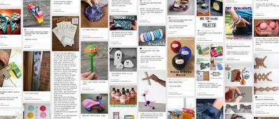 Market Days Pinterest Board