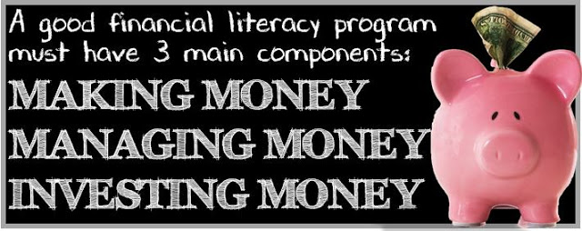 3 Components of a Financial Literacy Program