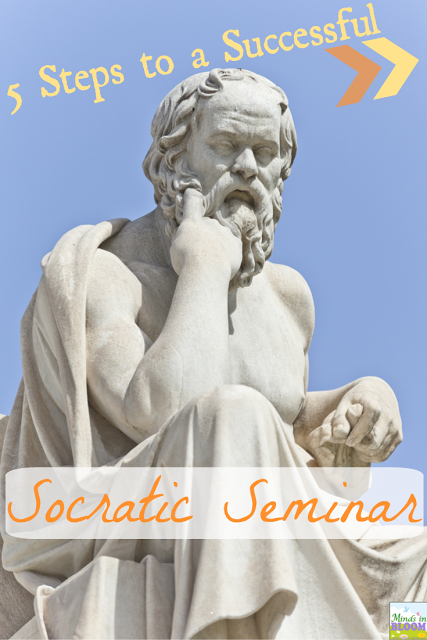 Socratic seminars are a tricky instructional tool to implement, but they are completely worth the time you invest in preparing for it and in teaching your students how to participate in one. Our guest blogger shares five steps to help you run a successful Socratic seminar in your classroom in this thoughtful post.