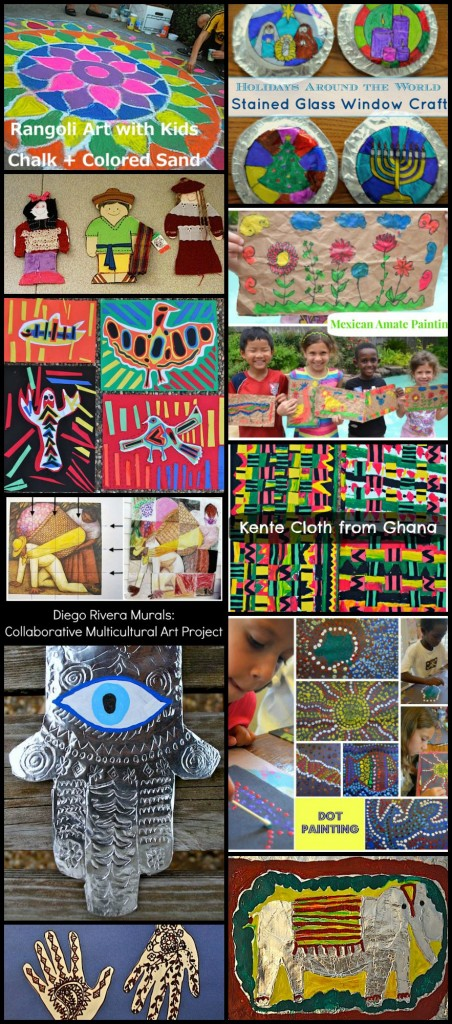 multicultural craft ideas 6 ways to teach about the world minds in bloom 2519