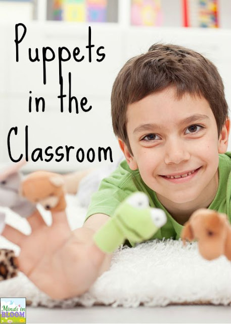 Puppets make a great addition to any classroom but especially to an English Language Arts classroom. Our guest blogger shares her tips on how to incorporate puppet play into your class routine and even shares tips for dialogue and assessment!