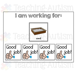 Classroom management for an autism classroom looks different than how it does in a general education classroom. Our guest blogger, who is a special education teacher in an autism classroom herself, shares a variety of classroom management tips for this type of classroom. Click through to read all of her tips and to see photo examples!