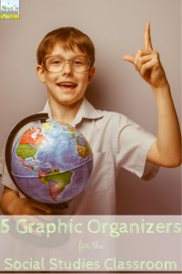 5 Graphic Organizers for the Social Studies Classroom