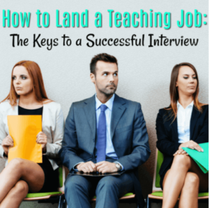 Are you on the hunt for a teaching job? Interviews for teaching positions can be grueling, but you can be better prepared for the questions you'll receive in them. Read this blog post with detailed tips for a successful interview for a teaching position!