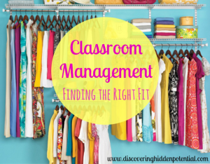 There is no one-size-fits-all for classroom management. What works for one teacher might not work for you! Our guest blogger shares several tips for finding the right fit for your classroom management techniques and routines. Click through to learn more!