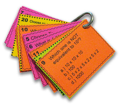 The number of ways to use task cards in the classroom just keeps growing! This blog post outlines nine more ways to use task cards, except this post specifically targets secondary classrooms. These uses are best for middle school and high school students and allow for more autonomy by the students. We hope you enjoy these ideas!