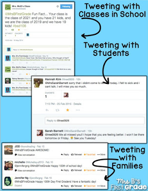 5 Steps to Implement a Class Twitter Account