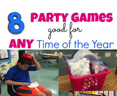 8 party games good for any time of the year minds in bloom