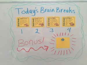 Brain Breaks are a popular topic here on Minds In Bloom, so I'm adding a new twist to them: Mystery Brain Breaks! Your students will love the surprise!