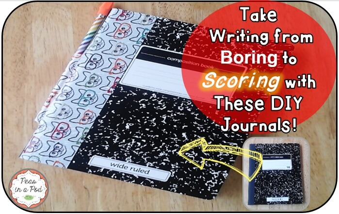 Do you use journals in your classroom? Make journaling more appealing to your students! You can go about making journaling fun with two simple things: washi tape and a straw!