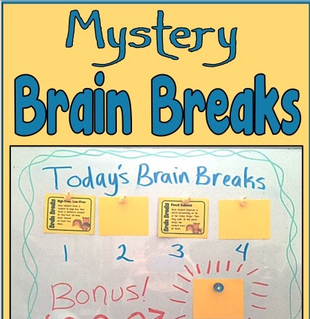 Brain break management