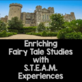 Did you know that you can use fairy tales to teach a fully interdisciplinary STEAM unit? Read our guest blogger's explanation of how she used fairy tales--and the castles within them--to teach a STEAM unit that had her students reading, writing, building, imagining, speaking, listening, and more!