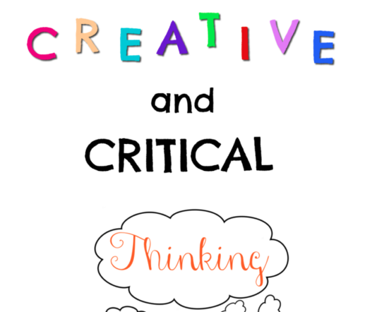 creative and critical thinking strategies Journal of in-service education, volume 28, number 1, 2002 115 developing critical and creative thinking strategies in primary school pupils: an inter-cultural.