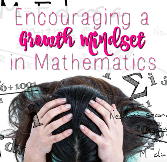 Being good at mathematics is often stigmatized and stereotyped. Learn how to encourage a growth mindset in mathematics in your child to prevent stereotype threat and self-induced poor math skills.
