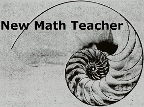 New Math Teacher