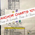 Anchor charts are a fun addition to the classroom, but they can be overdone. Read our guest blogger's advice for keeping them simple and effective for the students' benefit, because that's what's most important - student learning! Click through to read all of her suggestions.