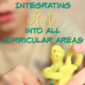 Many teachers have said it before, and our guest blogger is saying it again: It IS possible to integrate art into all curricular areas! Our guest shares her insight into doing just this and describes different activities and projects she's done over the years to integrate art into her teaching.