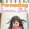 We all know that preventing summer slide is extremely important. This guest post shares a wealth of ideas for fun ways that parents can incorporate learning into everyday activities during the summer months.