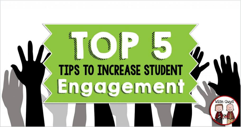 Classroom Engagement Ideas ~ Tips to increase student engagement minds in bloom