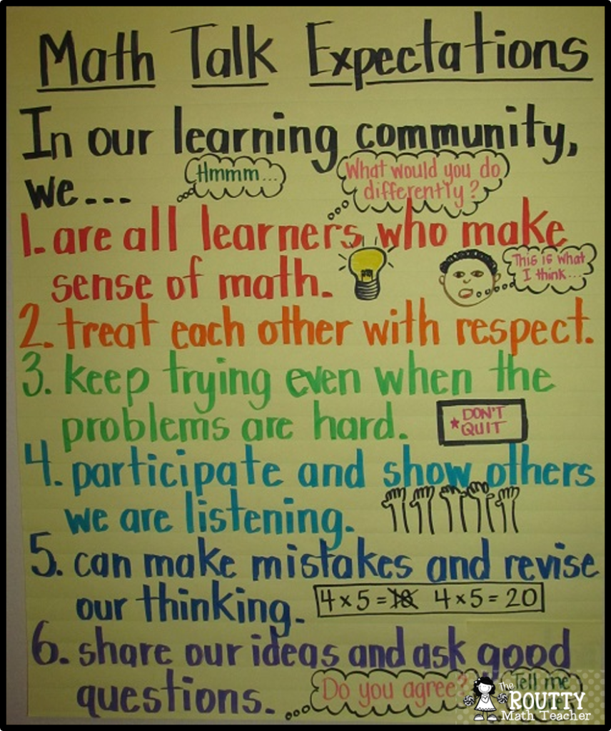 There are many ways to build students' mental stamina when it comes to math, and number talks are one way to do that. Cultivate a community of learning, sharing, and growing while exploring numerous methods for solving math problems in your class. An added bonus is that these number talks often lead to opening the door for more advanced math skills!