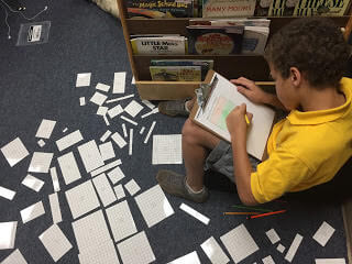 Centers survival is a real thing--and centers can be a challenge no matter the obstacle! Our guest blogger shares how she made centers work after switching to a new grade level after 13 years in a different grade AND with a larger class than she'd ever had before!