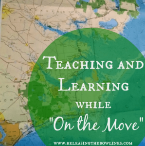 "Teaching and Learning While ""On the Move"""