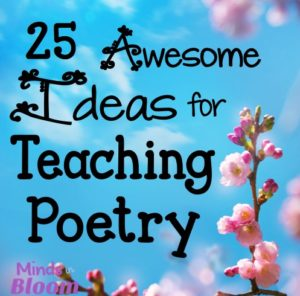 Poetry ideas