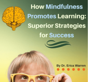 Mindfulness is an increasingly common buzzword in education, but it's for good reason. Dr. Erica Warren returns to guest post on Minds in Bloom with a post about how mindfulness promotes learning in the classroom. She shares strategies for teaching students mindfulness before testing, after conflict, and in other scenarios. Click through to read more.
