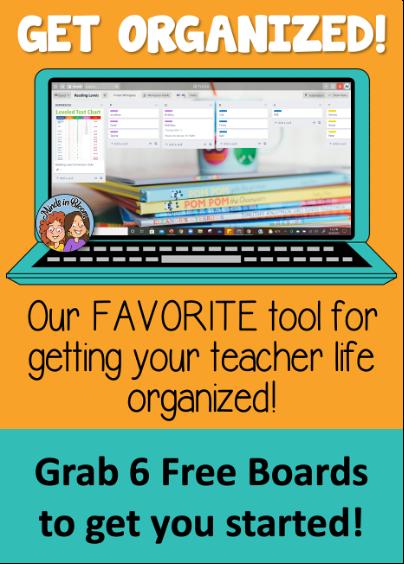 Trello Boards for Teachers