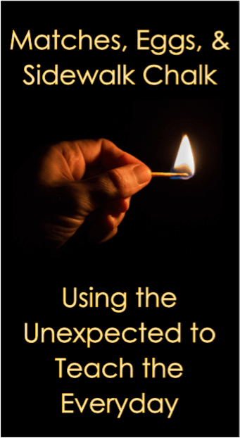 Have you ever thought about how you can use matches to teach metaphors? What about using an ostrich egg to teach writing? Our guest blogger shares an insightful post about using the unexpected to teach the everyday, so click through to read her ideas in full.