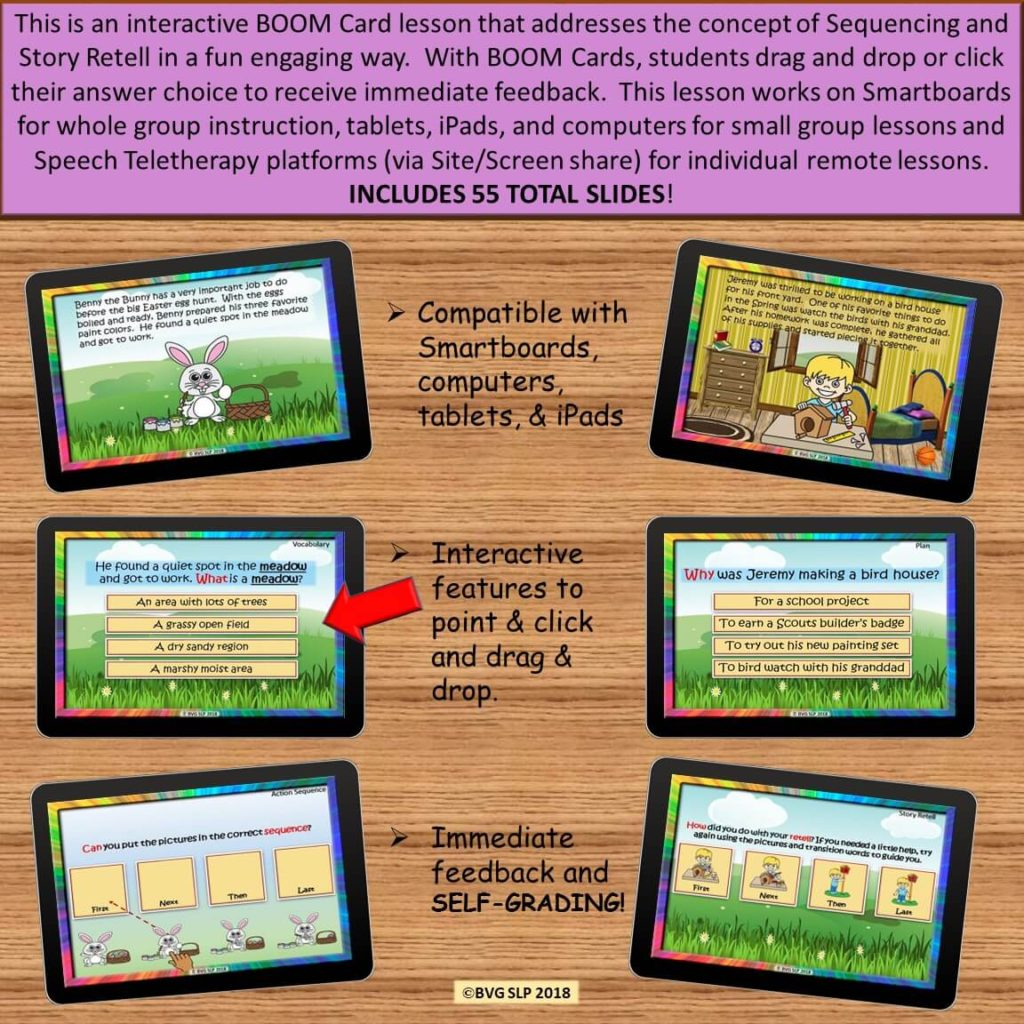 Need a way to provide differentiation while using technology? Boom Learning, Inc. has the answer for you: digital task cards! Our guest blogger shares her insight on how she uses Boom Cards™ to help her reach her students' needs, as well as to practice a variety of different reading skills and speech and language skills. Click through to read her suggestions and ideas for differentiating your instruction with Boom Cards™!