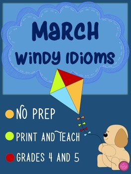 March-Themed Windy Idioms