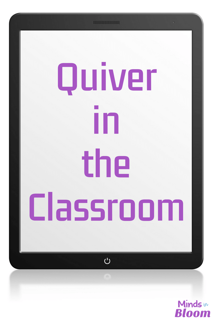 Quiver is an educational app that can be used in any subject area in classrooms everywhere. Teachers and librarians can provide students with coloring sheets, which turn 3-D when used with the Quiver app! Click through to learn more about how this librarian used it in her Library lessons.