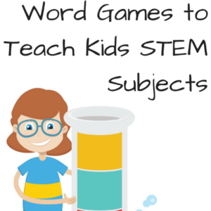 STEM is totally fun and engaging on its own, but you can kick up the learning and level of meaning even more by incorporating word games into your STEM subjects. This blog post shares a variety of vocabulary games teachers can use with STEM and STEAM students to help them learn relevant vocabulary. Click through to read the full post.