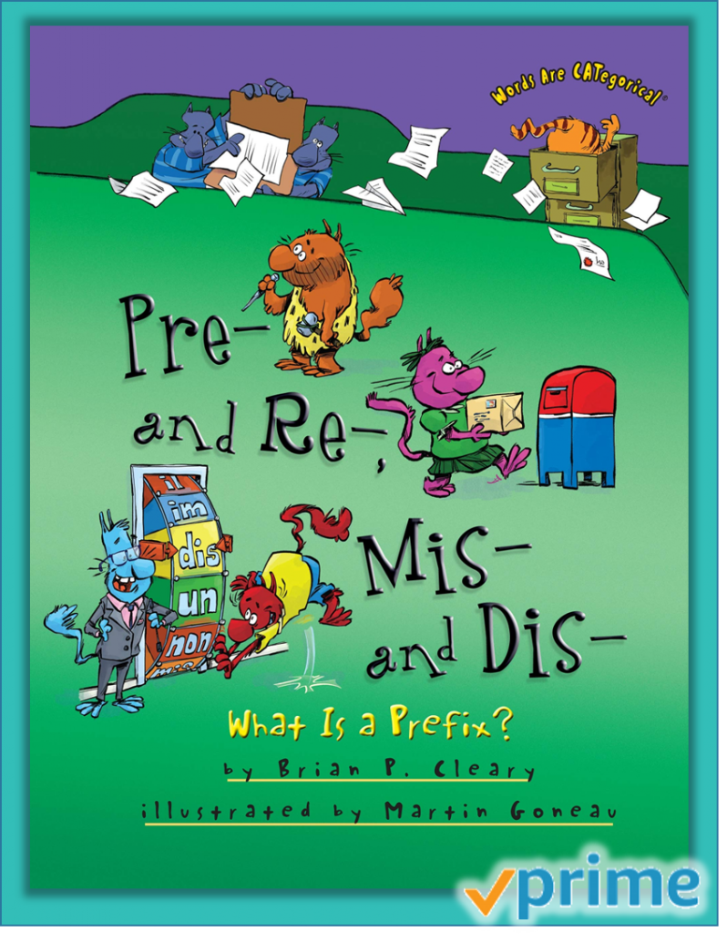 how to teach prefixes and suffixes