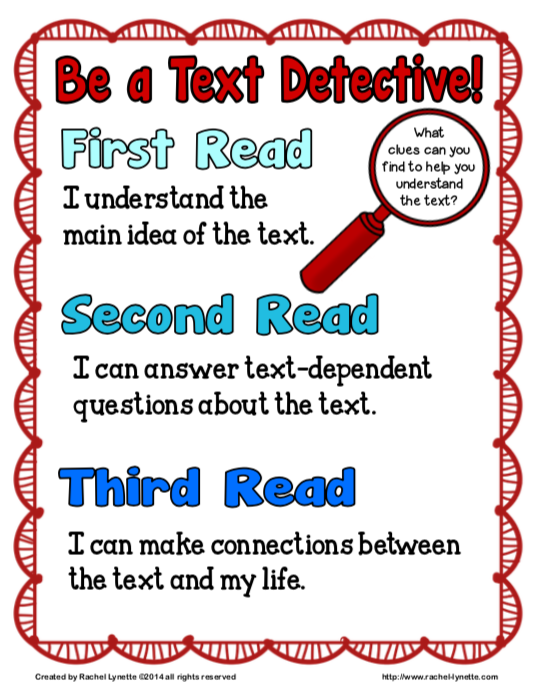 3 Close Reading Strategies for Informational Text | Minds In Bloom